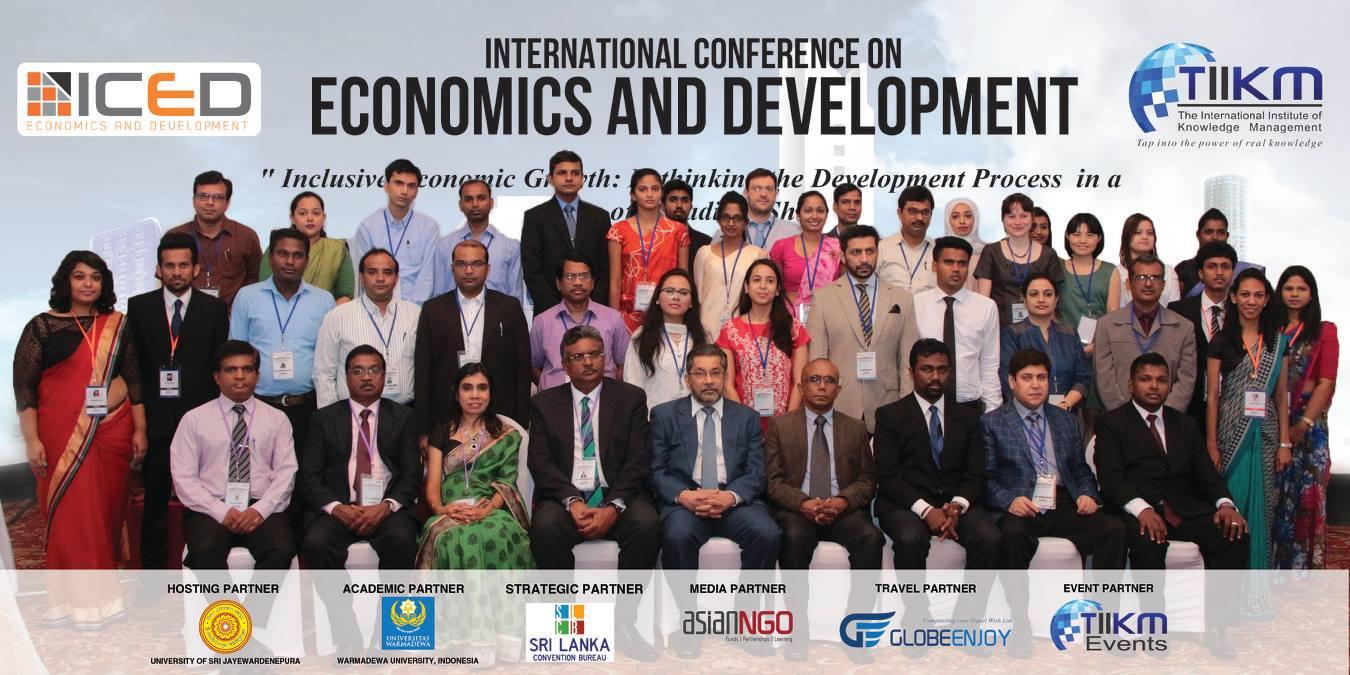 Economics and Development - photograph